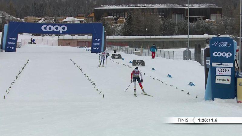Heidi Weng vince la 30 km, a Diggins la Coppa distance