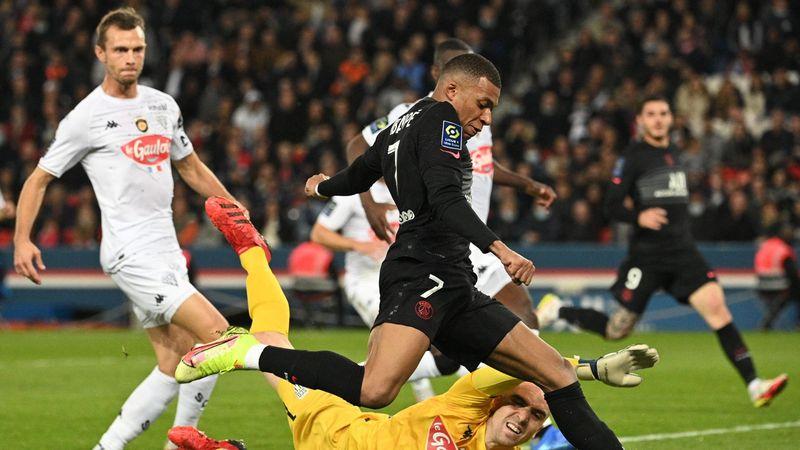 Resumen PSG-Angers: Mbappé brilla como solista y Bernat vuelve a jugar