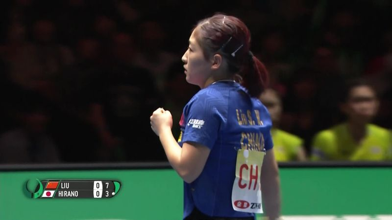 World Cup Tokyo | Highlights vrouwenfinales