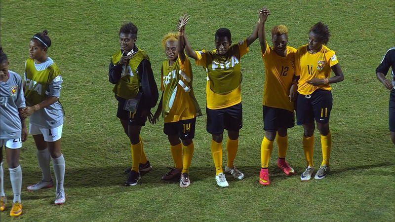 Mondiali U20 femminili: Korea-Papua Nuova Guinea 7-1, gli highlights