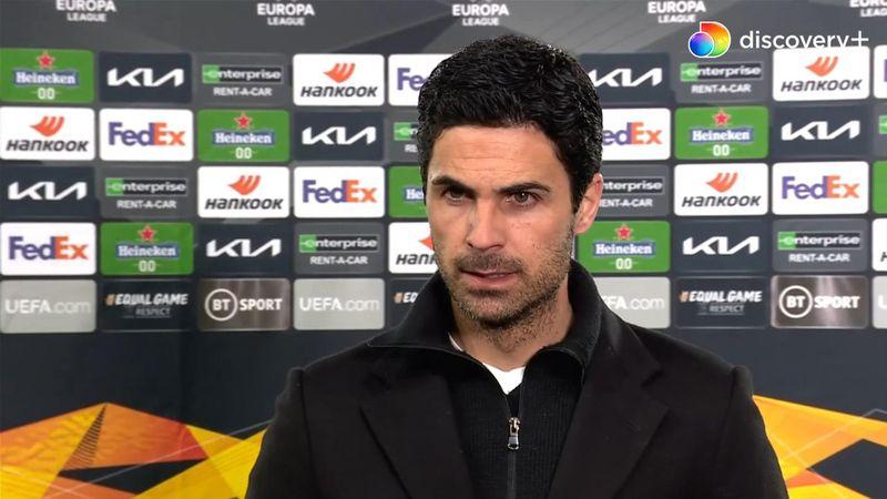 Arteta: Vi er knuste og meget skuffede – men vi må lykønske Villarreal
