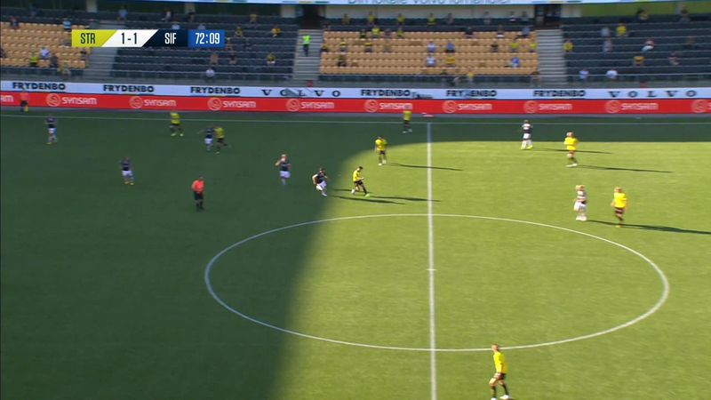 Eliteserien: Eman Markovic gives Start the advantage with a 'wonderful' goal