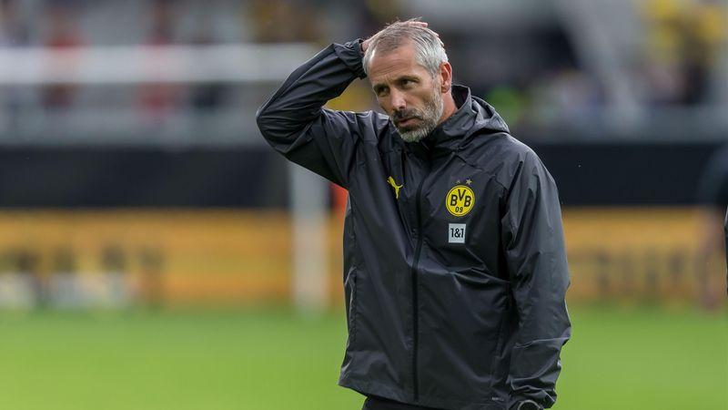 Nicht nur Haaland fehlt: BVB-Trainer bestätigt drei Ausfälle