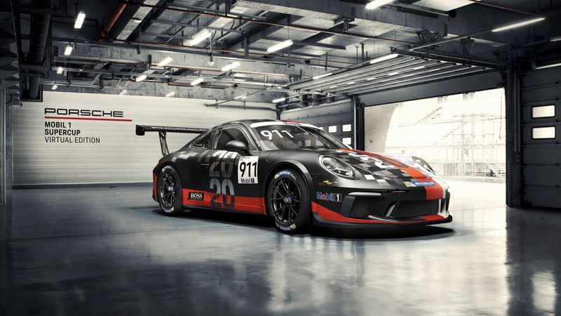 Motorsport: Se e-Porsche Supercup - SPA