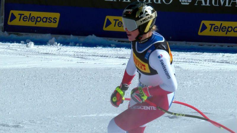 Lara Gut a câştigat aurul la Super G, în cadrul Campionatelor Mondiale