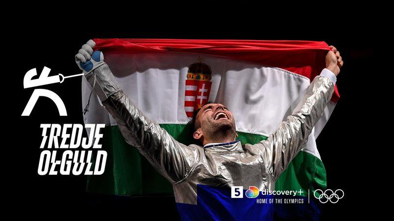 Se momentet hvor ungarer vinder sit tredje OL-guld