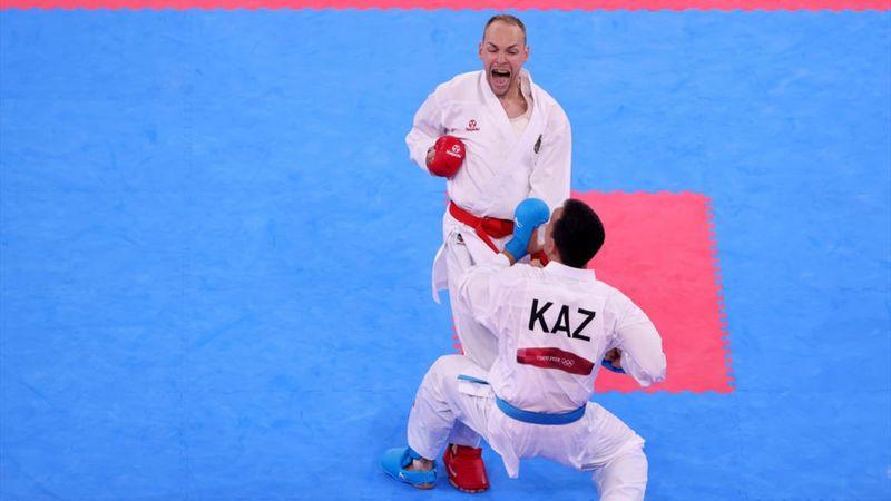Mit Yuko kurz vor Schluss: Bitsch gewinnt gegen Kasachen Azhikanov