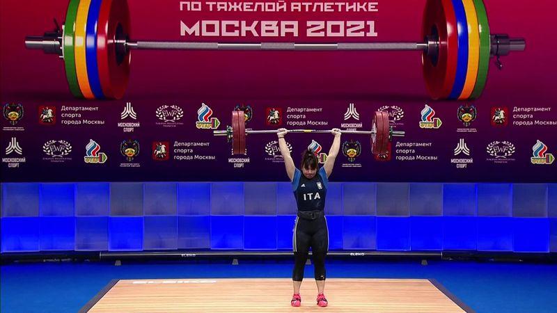 Alessia Durante è argento nel totale: tre medaglie per lei