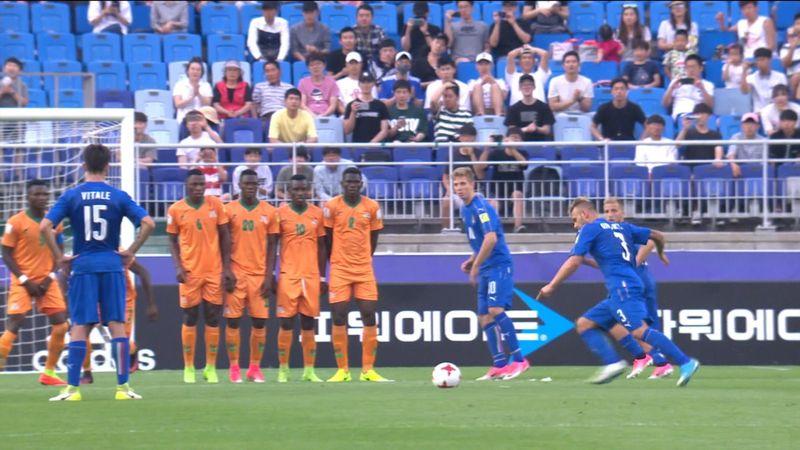 Orsolini, Dimarco, Vido: i gol che mandano l'Italia in semifinale ai Mondiali Under 20