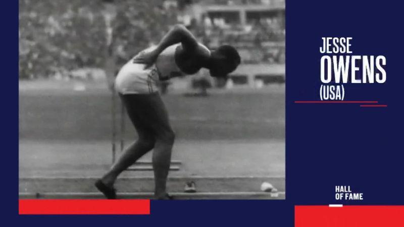 Hall of Fame, le leggende olimpiche: Jesse Owens