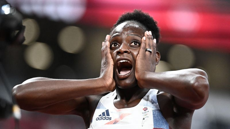 'Did I make the final? YES!' - Amazing reaction from GB's Neita after 100m semi