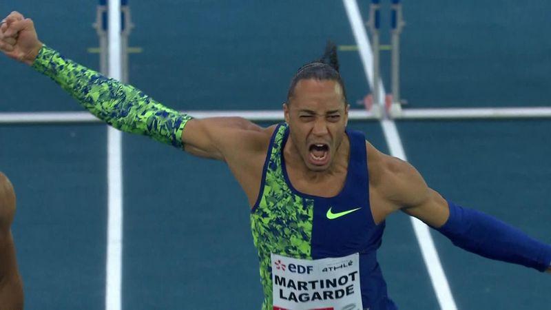 Orlando Ortega, tercero en Lievin, donde Martinot-Lagarde logró la mejor marca del año