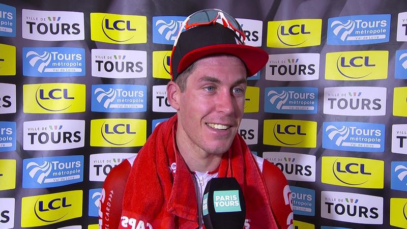 Wallays - 'I was trying to make a gap, didn't plan for it to be the winning move'