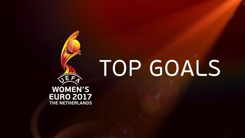 2017 Kadınlar Avrupa Futbol Şampiyonası: En güzel 10 gol