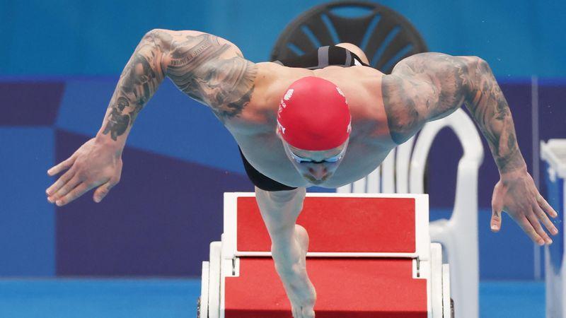 Peaty souverän zu Gold: Das Finale über 100 m Brust in Tokio