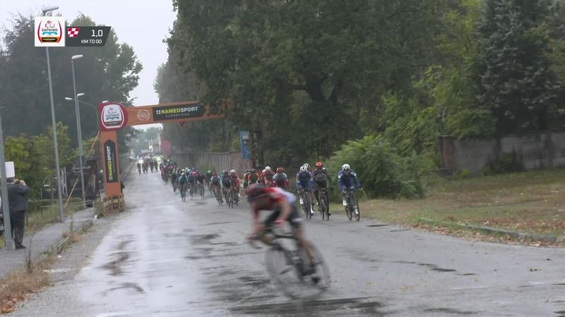 Colbrelli turns on the power to win Gran Piemonte