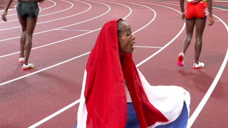 Tokyo 2020| Kadınlar 5000 metre finalinde altın madalyanın sahibi Hassan oluyor