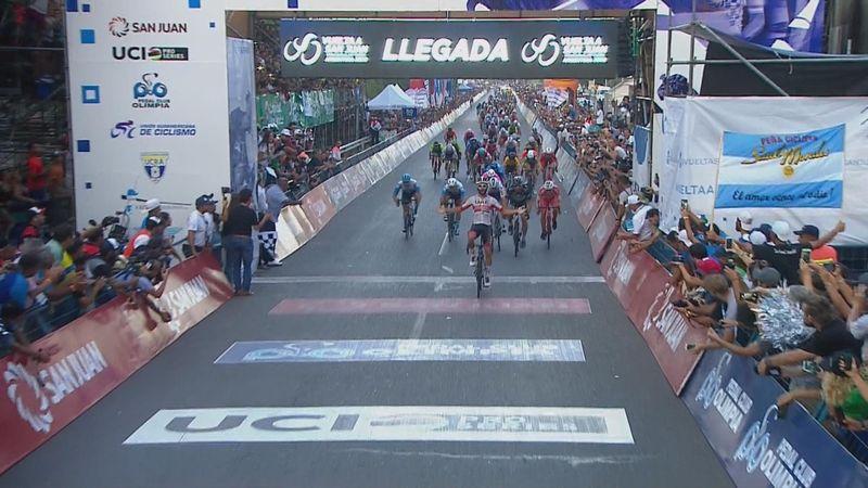 Vuelta a San Juan: Finalul etapei a 7-a