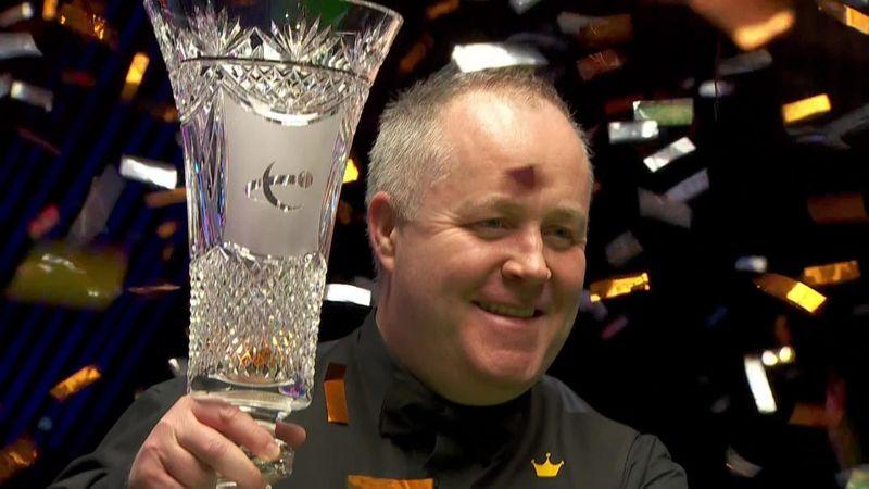 Players Championship: Higgins a primit trofeul și a oferit prima reacție după victoria cu Ronnie