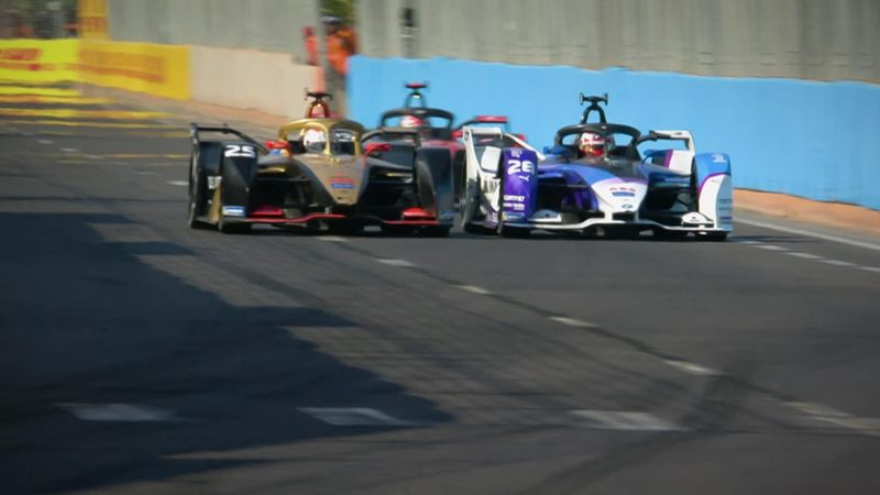 Gunther su Vergne: è questo il sorpasso più bello visto in 6 stagioni di Formula E