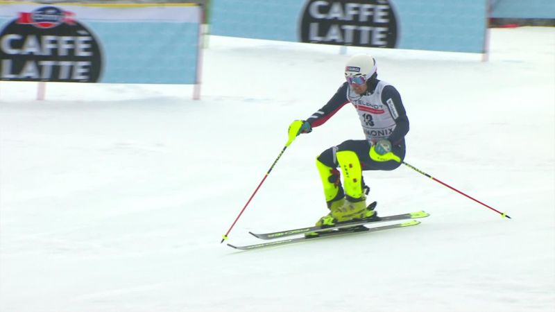 'Like the aggression' - Britain's Ryding finishes 11th in Chamonix