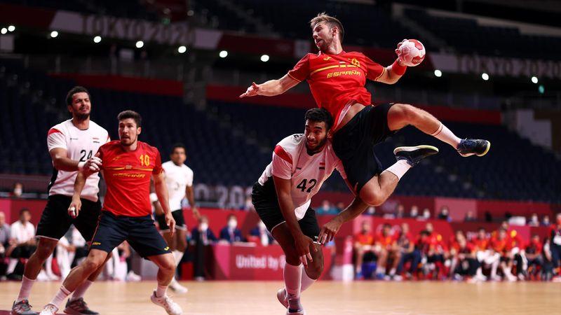 Balonmano (H) | Egipto-España: Los Hispanos ganan la medalla de bronce (31-33)