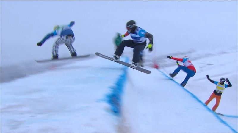 Snowboard W Champs: BXT Men