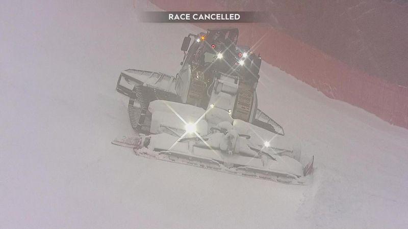 Troppa neve su Kvitfjell, gara cancellata