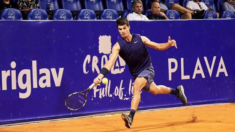 Krajinovic-Alcaraz: Recital rumbo a semifinales