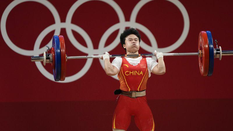 Olympischer Rekord! Chinesin Zhihui stellt neuen Bestwert auf