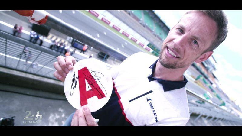Formel 1-verdensmesteren Button ser frem til sit første Le Mans