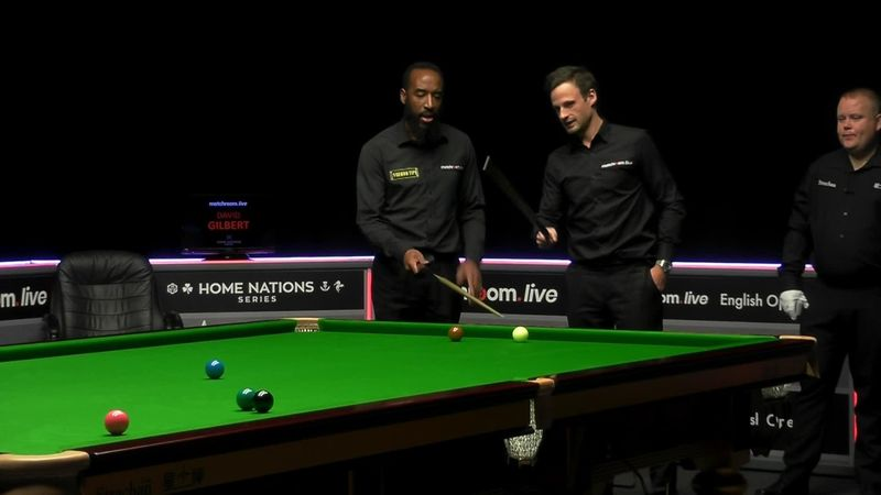 'Do you think I'm cheating?' - McLeod and Gilbert's argument analysed... who was in the right?