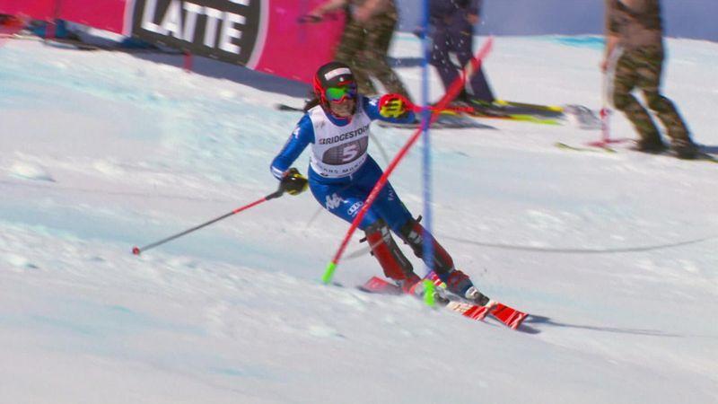 Crans-Montana: Brignone repite triunfo en la combinada un año después
