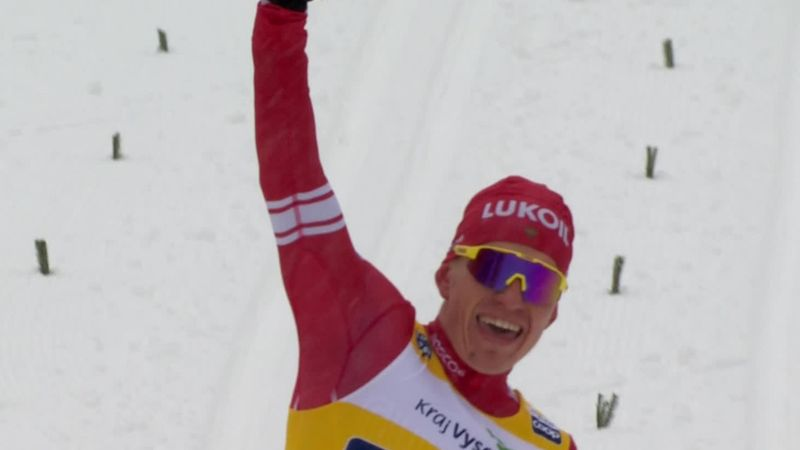 Bolshunov dominates with sprint victory in Nove Mesto