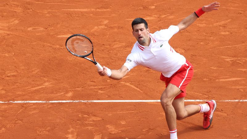 Dicke Überraschung: So schied Djokovic in Monte Carlo aus