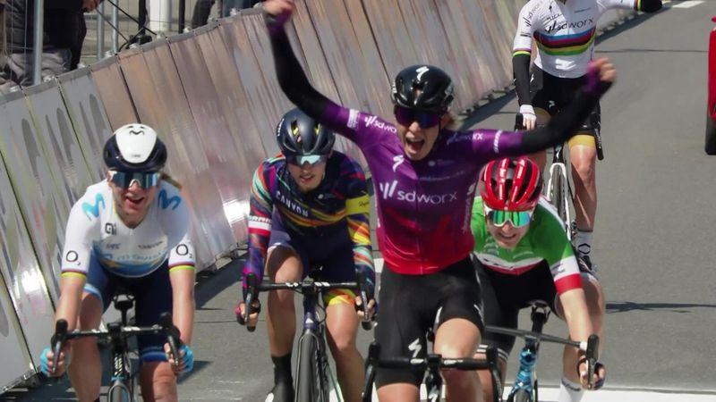 Luik - Bastenaken - Luik | Samenvatting vrouwen