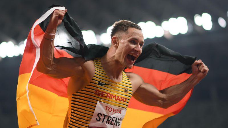 "Sprint-Star Streng: Gold ist ""der Game-Changer"""