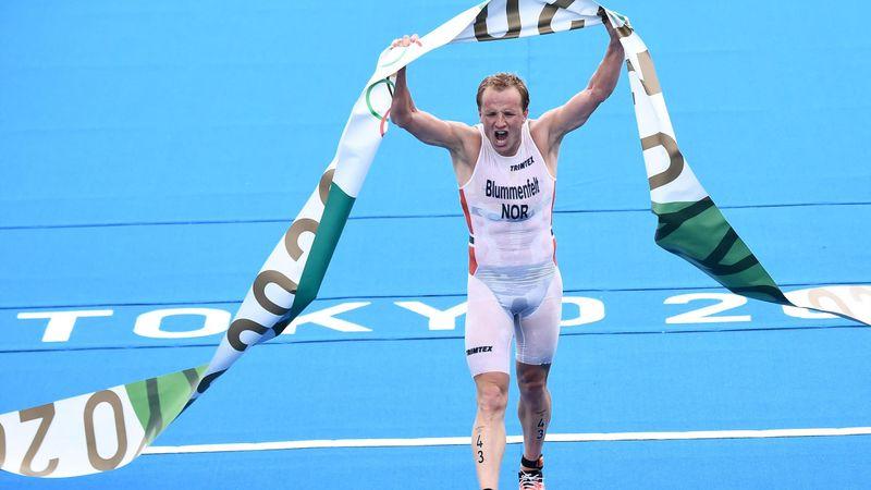 Gjenopplev nattens høydepunkter: Sikret Norges første OL-gull