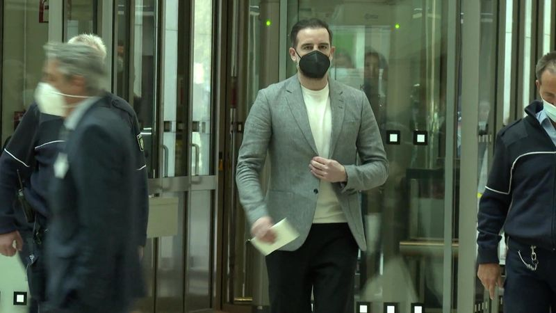 Metzelder-Prozess: Berufung zurückgezogen - Urteil ist rechtskräftig