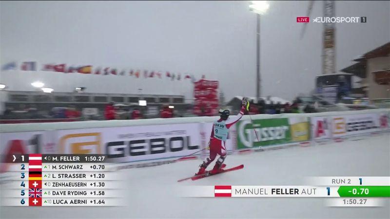 Altro slalom, ennesimo vincitore: stavolta tocca a Feller