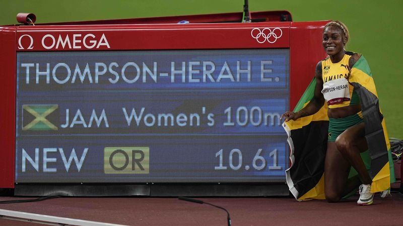 New fastest woman alive, GB shine in mixed relay events, tennis shocks - Tokyo Today Day 8