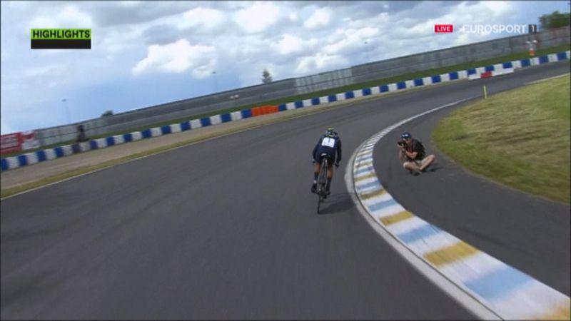 Route du Sud: Zamana karşı etabının kazananı Quintana