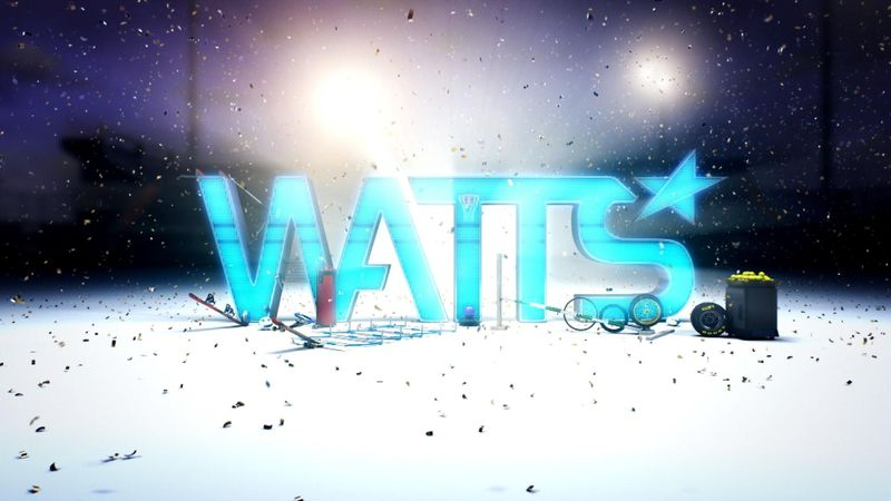 Crashs, fails, symphonie : c'est Watts et ça déménage