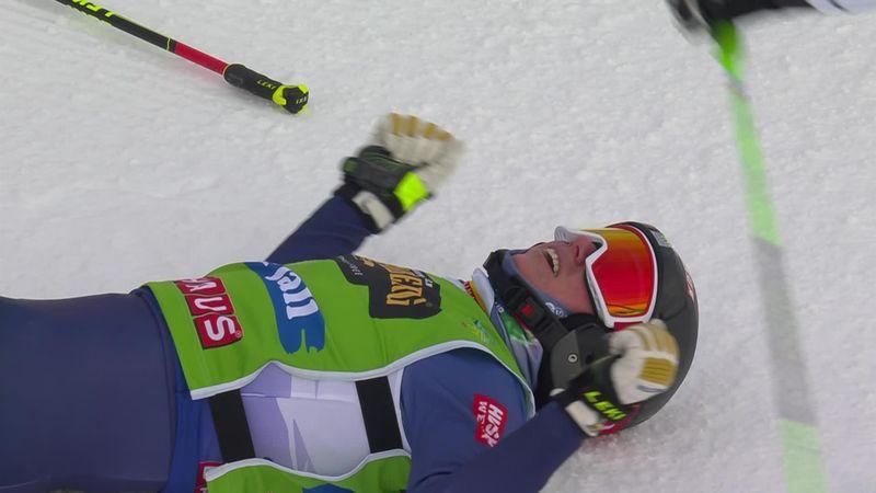 Sandra Naeslund takes Ski Cross gold at World Championships