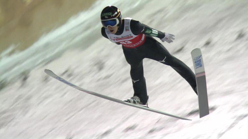 Kobayashi victorious on Ruka large hill