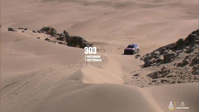 Rezumatul primei zile la Dakar 2020: Automobile