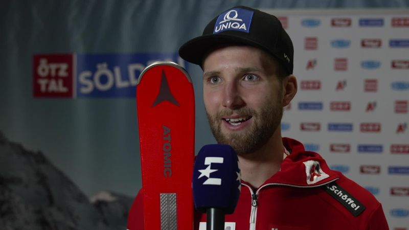 'I'm ready and I'm very excited' - Schwarz on alpine season and Olympics