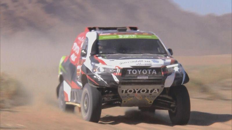 Dakar 2020 Ziua 2: Automobile