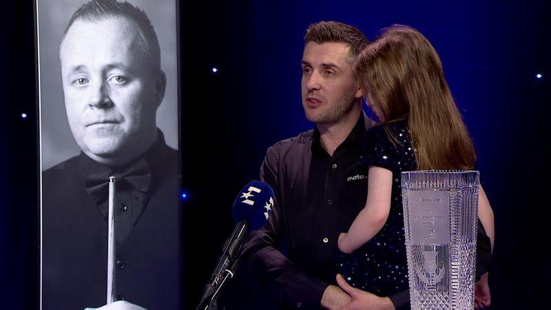 İskoçya Açık final : Selby v O'Sullivan : Selby  maç sonu röportajı