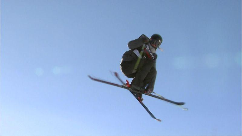 Team GB's Isabel Atkin claims slopestyle podium